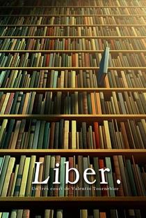 Liber. - Poster / Capa / Cartaz - Oficial 1
