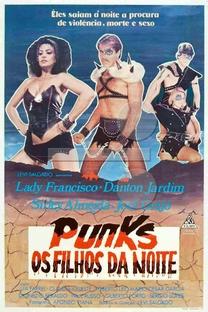 Punks - Os Filhos da Noite - Poster / Capa / Cartaz - Oficial 1