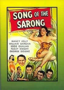 Song of the Sarong - Poster / Capa / Cartaz - Oficial 1