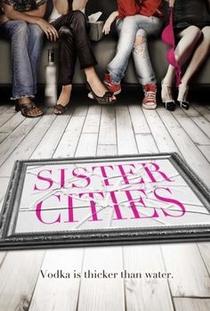 Cidades Irmãs - Poster / Capa / Cartaz - Oficial 2