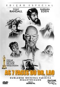 As 7 Faces do Dr. Lao - Poster / Capa / Cartaz - Oficial 8