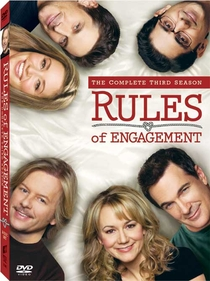 Rules Of Engagement (3ª Temporada) - Poster / Capa / Cartaz - Oficial 1