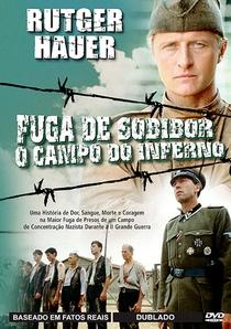 Fuga de Sobibor - Poster / Capa / Cartaz - Oficial 4