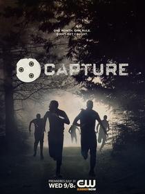 Capture (1ª Temporada) - Poster / Capa / Cartaz - Oficial 1