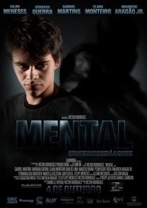Mental - Poster / Capa / Cartaz - Oficial 2