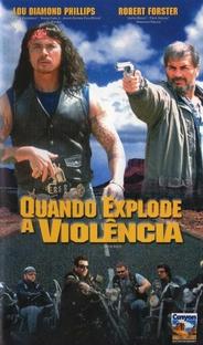 Quando Explode a Violência - Poster / Capa / Cartaz - Oficial 1