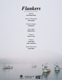 Flankers  - Poster / Capa / Cartaz - Oficial 1