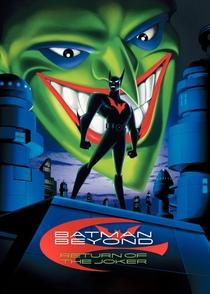 Batman do Futuro - O Retorno do Coringa - Poster / Capa / Cartaz - Oficial 1