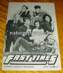 Fast Times - Poster / Capa / Cartaz - Oficial 1