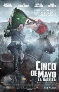 Cinco de Maio: A Batalha - Poster / Capa / Cartaz - Oficial 2