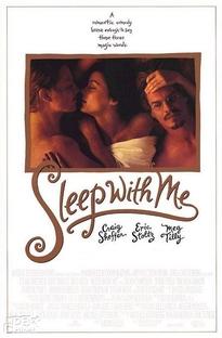 Vem Dormir Comigo - Poster / Capa / Cartaz - Oficial 2