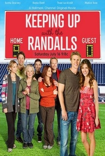 Keeping Up with the Randalls - Poster / Capa / Cartaz - Oficial 1