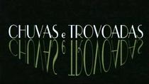 Chuvas e trovoadas - Poster / Capa / Cartaz - Oficial 1