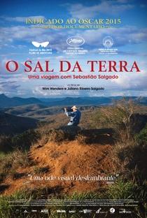 O Sal da Terra - Poster / Capa / Cartaz - Oficial 3