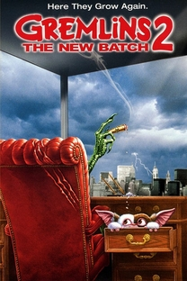 Gremlins 2: A Nova Geração - Poster / Capa / Cartaz - Oficial 2