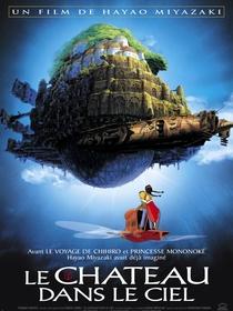 O Castelo no Céu - Poster / Capa / Cartaz - Oficial 3