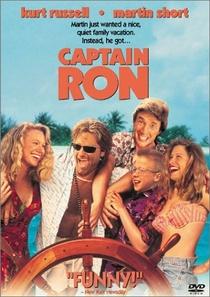 Capitão Ron, o Louco Lobo dos Mares - Poster / Capa / Cartaz - Oficial 1