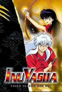 InuYasha (3ª Temporada) - Poster / Capa / Cartaz - Oficial 1