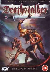 Deathstalker - O Guerreiro Invencível - Poster / Capa / Cartaz - Oficial 3