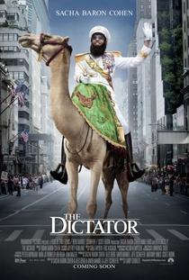 O Ditador - Poster / Capa / Cartaz - Oficial 2