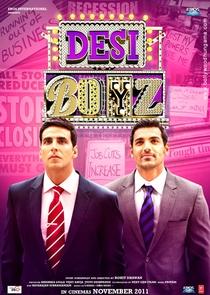 Desi Boyz - Poster / Capa / Cartaz - Oficial 10