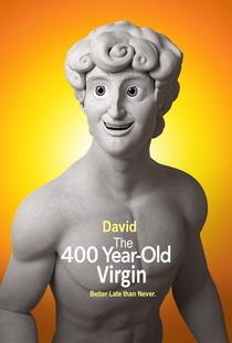 The D in David - Poster / Capa / Cartaz - Oficial 3