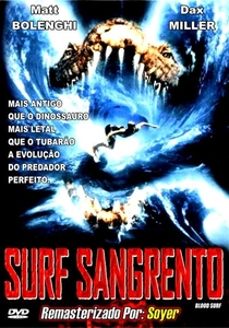 Surf Sangrento - Poster / Capa / Cartaz - Oficial 2