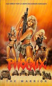 Phoenix - A Guerreira do Século XXI - Poster / Capa / Cartaz - Oficial 2