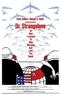 Dr. Fantástico - Poster / Capa / Cartaz - Oficial 10