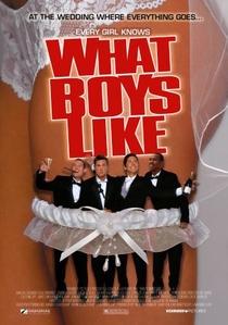 Do que os Homens Gostam - Poster / Capa / Cartaz - Oficial 1