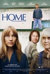 Home - Poster / Capa / Cartaz - Oficial 1
