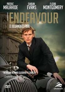 Endeavour - O Julgamento Final - Poster / Capa / Cartaz - Oficial 1