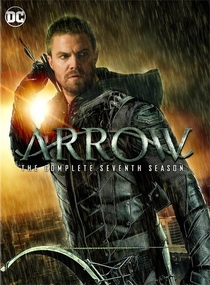 Arrow (7ª Temporada) - Poster / Capa / Cartaz - Oficial 2