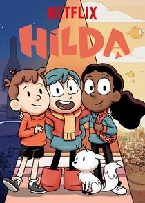 Hilda (1ª Temporada) - Poster / Capa / Cartaz - Oficial 1