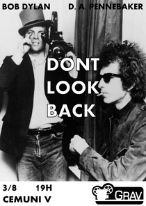 Dont Look Back - Poster / Capa / Cartaz - Oficial 5