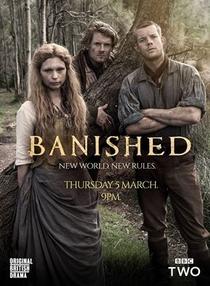 Banidos (1ª Temporada) - Poster / Capa / Cartaz - Oficial 1