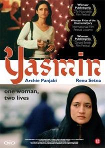 Yasmin - Uma Mulher, Duas Vidas - Poster / Capa / Cartaz - Oficial 4