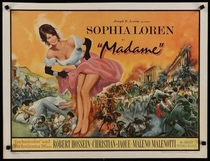 Madame Sans Gêne  - Poster / Capa / Cartaz - Oficial 1