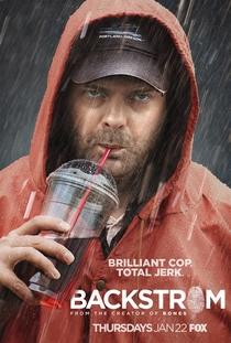Backstrom (1ª Temporada) - Poster / Capa / Cartaz - Oficial 1