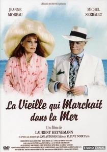 La Vieille Qui Marchait Dans la Mer - Poster / Capa / Cartaz - Oficial 2