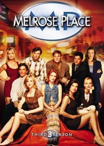 Melrose Place (3ª Temporada) - Poster / Capa / Cartaz - Oficial 1