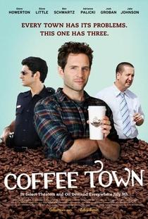 Coffee Town  - Poster / Capa / Cartaz - Oficial 1