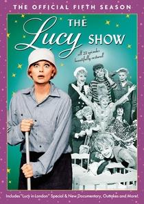 O Show de Lucy (5ª temporada) - Poster / Capa / Cartaz - Oficial 1