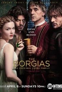 Os Bórgias (2ª Temporada) - Poster / Capa / Cartaz - Oficial 2