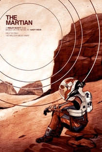 Perdido em Marte - Poster / Capa / Cartaz - Oficial 17