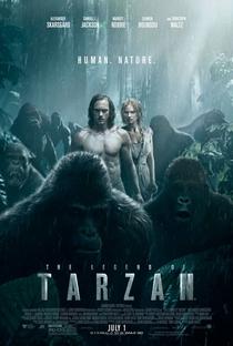 A Lenda de Tarzan - Poster / Capa / Cartaz - Oficial 1