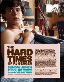 The Hard Times of RJ Berger (1ª Temporada) - Poster / Capa / Cartaz - Oficial 1