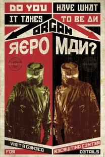 Repo! The Genetic Opera - Poster / Capa / Cartaz - Oficial 7