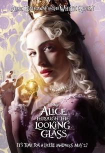Alice Através do Espelho - Poster / Capa / Cartaz - Oficial 15