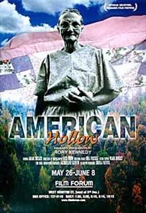 American Hollow - Poster / Capa / Cartaz - Oficial 1
